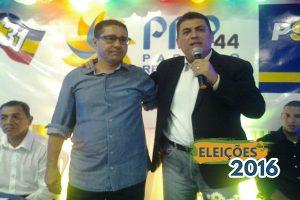 PRB lança pré-candidatura de César Diesel à prefeitura de Simões Filho (BA)