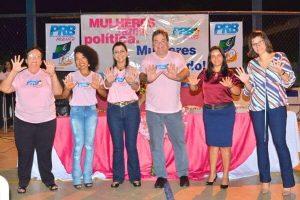 PRB Mulher Augustinópolis debate a participação feminina na política