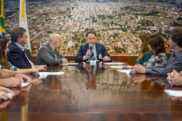 Chico Guerra empossa novos integrantes do Conselho Municipal de Trânsito e Transportes