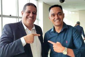 Cícero Dias agradece emenda de Jeferson Rodrigues para a Saúde de Novo Gama