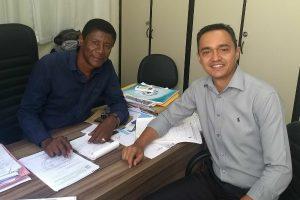 Vereador Cícero Dias busca melhorias para o município de Novo Gama (GO)