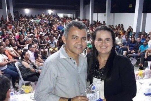 Raposa (MA): Cleber Verde prestigia inauguração da sede da Colônia de Pescadores Z-53