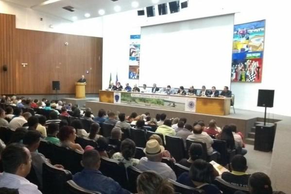 Cleber Verde participa de Fórum da Pesca no Maranhão