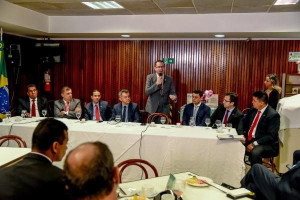 Cleber Verde promove instalação de Frente Parlamentar Mista em apoio ao setor pesqueiro