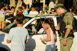 Prefeitura realiza 1º Blitz Ecológica e preservação de nascentes em São Félix de Minas