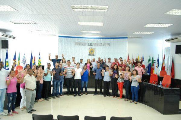 Comissão provisória do PRB é empossada em Cabo de Santo Agostinho