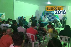 Convenção do PRB Uberlândia oficializa 21 candidatos a vereador
