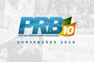 PRB realiza Convenção Nacional no dia 1º de agosto