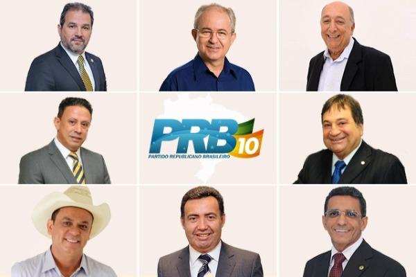PRB lança oito candidatos ao Senado em quatro regiões do país