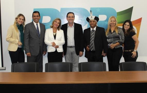 Coordenador nacional antecipa nova estrutura dos movimentos sociais e setoriais do PRB