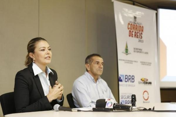 Corrida de Reis é confirmada para o dia 31 de janeiro em Brasília