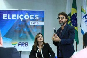 Pré-candidatos e equipe republicana do DF participam de capacitação para as eleições