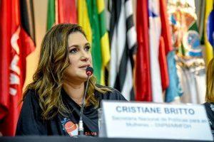 Cristiane Britto participa de reunião de ministras do Mercosul