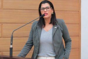 Cristina Vitorino é a primeira Procuradora da Mulher de Franca