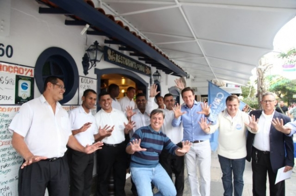 Crivella quer investir no turismo em Búzios