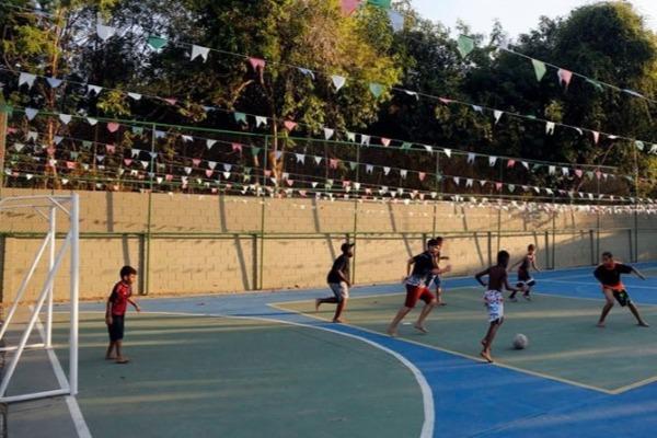 Crivella entrega vila olímpica de Ricardo de Albuquerque revitalizada
