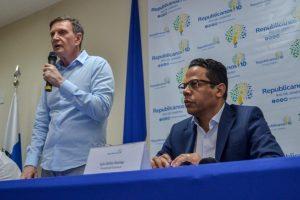Crivella se reúne com pré-candidatos do Republicanos no Rio de Janeiro