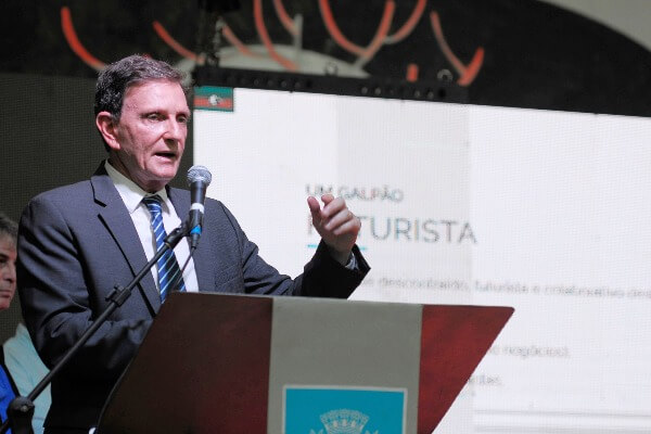 Crivella lança projeto Labgov.rio