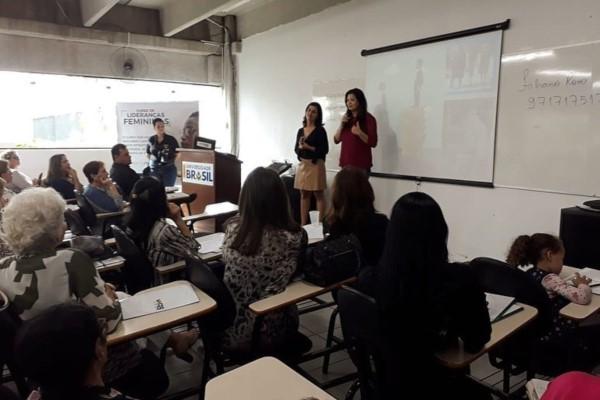 FRB promove Curso de Lideranças Femininas em Guarulhos (SP)