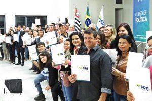 FRB promove Curso de Política em Mirante do Paranapanema (SP)