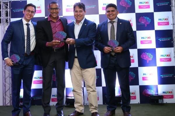 Jovens Republicanos TO recebe prêmio influenciadores da juventude em Palmas