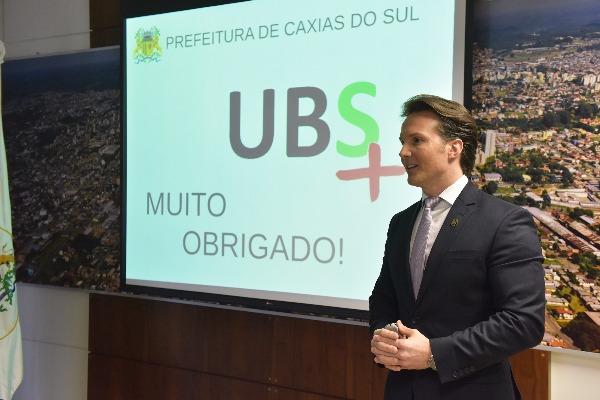 """Prefeitura lança programa """"UBS+"""" para fortalecer rede de atenção básica em saúde"""