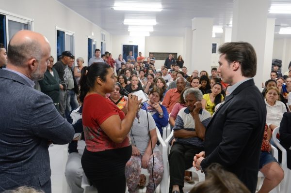 "Daniel Guerra anuncia importantes obras durante ""Gabinete Itinerante"" no Rota Nova"