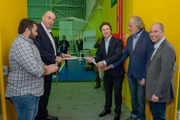 Prefeitura de Caxias do Sul e Ministério da Cidadania inauguram CIE