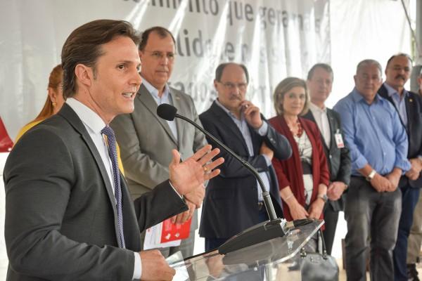 Daniel Guerra participa de inauguração da Subestação de Energia Caxias do Sul 7