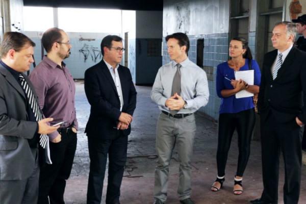 Doação do prédio do antigo INSS à prefeitura de Caxias do Sul deve sair até fevereiro