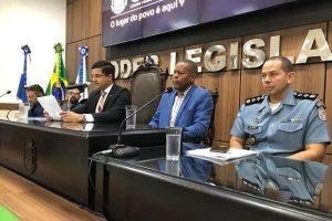 Prevenção às drogas foi tema de audiência pública em Nova Iguaçu