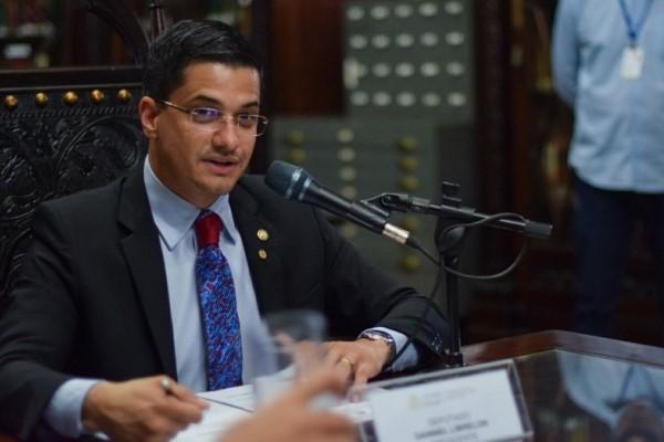 Danniel Librelon debate Programa de Prevenção às Drogas