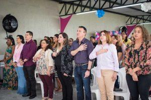 Republicanos prestigiam encontro do PRB Mulher Ceará em Fortaleza