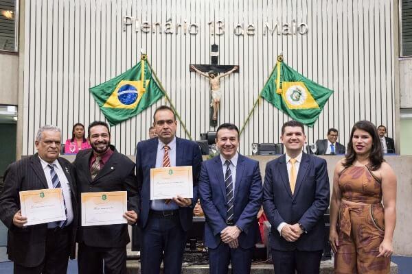 David Durand homenageia a prática de artes marciais no Ceará