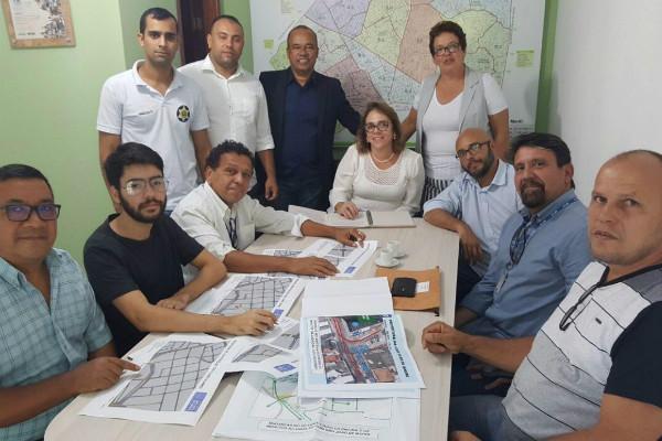 Secretário Dejá discute medidas de mobilidade urbana para São João do Meriti (RJ)