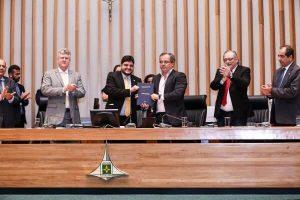 Proposta de reforma tributária chega ao governo do Distrito Federal
