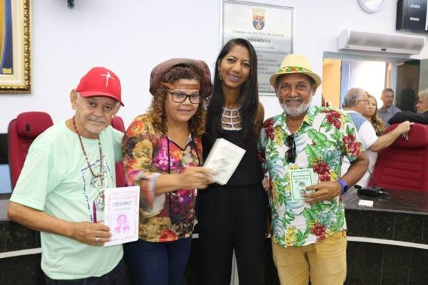Projeto de Denise Almeida institui a Semana do Cordel em Olinda