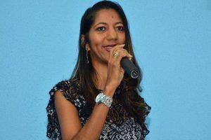 Denise Almeida quer atenção do governo para a violência contra a mulher em Olinda