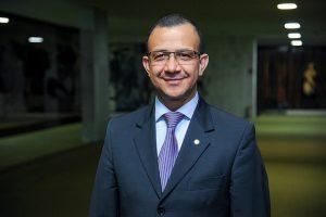 Deputado federal Carlos Gomes, presidente estadual do PRB Rio Grande do Sul