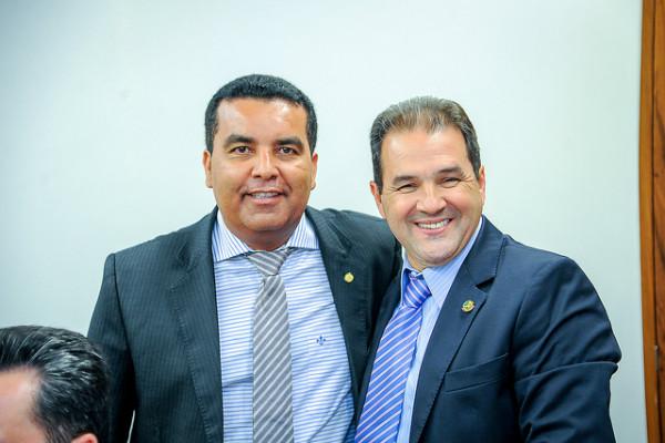 """""""A presença do presidente nacional do PRB em Rondônia, vem fortalecer o partido"""", afirmou Garçon"""