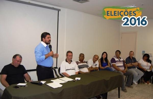 PRB Espírito Santo reúne presidentes municipais para debater eleições 2016