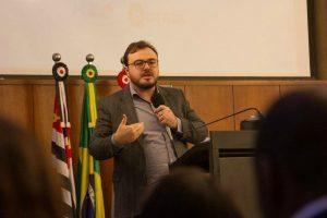 Vereadores se reúnem na Câmara Municipal de São Paulo para discutir a corrupção