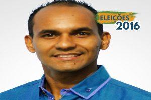 Candidato a vereador Diego Teixeira defende medidas para incentivar o esporte