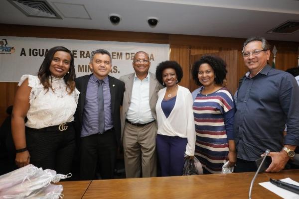 PRB Igualdade Racial debate política de reparação para minorias no MA
