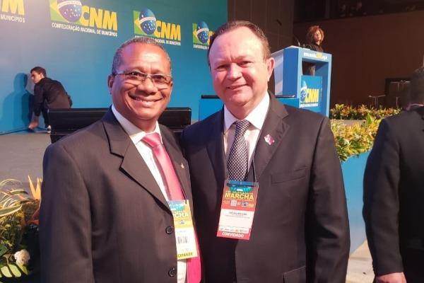 Dilton Carvalho comemora liberação de royalties da mineração para o Maranhão