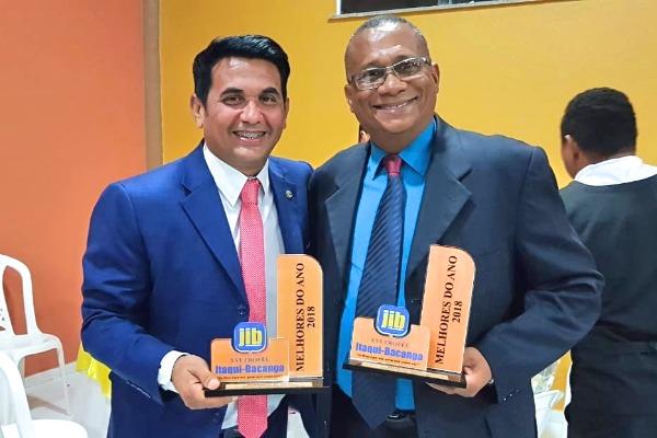 Dilton Carvalho recebe homenagem pelo trabalho no Consórcio Intermunicipal Multimodal