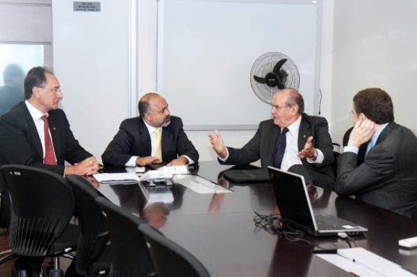 Em audiência, diretoria do Minas Tênis Clube pede apoio do Ministério do Esporte