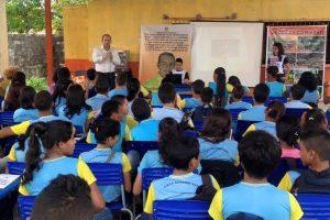 Deputado Divino leva palestra de prevenção às drogas para Ananindeua (PA)