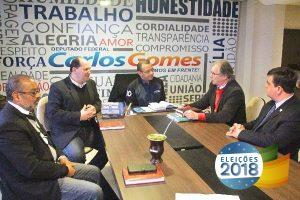 PRB anuncia a pré-candidatura do jornalista Dorotéo Fagundes a deputado estadual