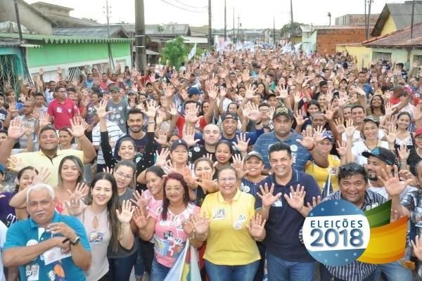 Baixada da Sobral abraça candidatura de Manuel Marcos e Doutora Juliana